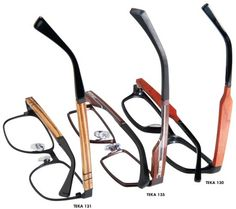 TEKA EYEWEAR: WOOD COLLECTION - Teka Eyewear presents its wood collection of eyewear, which currently consists of nine styles, four of which are new for 2012.