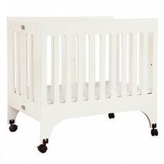 Babyletto Grayson Mini Crib with Pad  #rielle