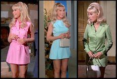 Barbara Eden - retro + dresses