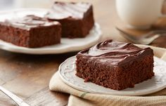 HERSHEY'S Kitchens | Fudgey and Thick Brownies with HERSHEY'S MINI KISSES Milk Chocolates Recipe