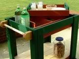How to Make a Serving Cart