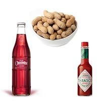 F.E.D. Recs 09.06.2012 -- Where To Eat In Charlotte, NC; Cheerwine Boiled Peanuts Recipe; Suze Liqueur Now Sold In The US.