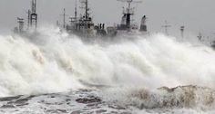 Ινδία: Σπέρνει φόβο θανατηφόρος κυκλώνας - Verge