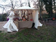 2. Advent 2015 - Historischer Weihnachtsmarkt an der Wasserburg in Erlensee - klein aber fein und wunderschön!