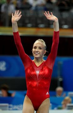 The 10 fashion and beauty rules every Olympic gymnast must follow - click through for the secrets from Nastia Liukin!