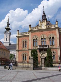 Episcope's Palace, Novi Sad, Serbia