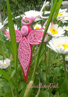 Quilled Angel 2