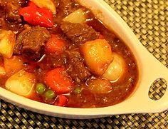 Fresh Recipes : Kalderetang Baka recipe