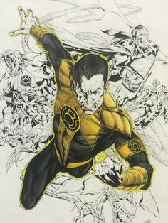 Sinestro Colored pencil Colored Pencils, My Arts, Projects, How To Make, Color Crayons, Colouring Pencils, Paint Colors, Crayons, Tile Projects