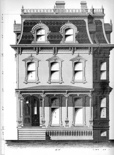 Victorian architecture, Victorian and Architecture on Pinterest