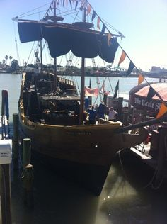 Johns Pass Florida Pirate ship cruise! So want to take the family on this!