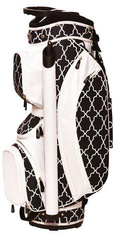 Glove It Ladies Golf Cart Bags - Trellis