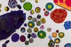 Artist Sonia Haberstich uses EcoPoxy's epoxy systems in her artwork. See why she prefers this truly green resin. Sense Of Sight, Gallery, Epoxy, Creative, Artist, Artwork, Resin, Crafts, Painting