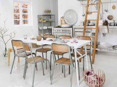 Cuisine Chaise Ecolier