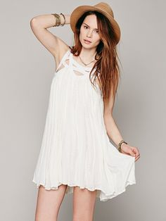 Free People FP ONE Paisley Vine Dress at Free People Clothing Boutique