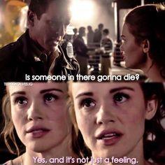 #TeenWolf Season 4 - Sheriff Stilinski and Lydia