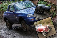 Regional news Man dies in open-top 4x4 in 240-mile Exeter trial - North Devon Journal