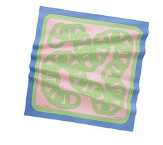 Hermes scarf 90: Circuit 24 Faubourg