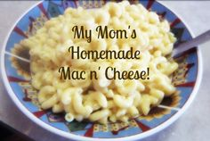 ❤ My Mom's Homemade Mac n' Cheese ❤ from Sam Schuerman