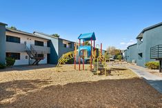 If your children don't get all their energy out at school, we have a super fun playground to run around on. Run Around, Playground, Apartments, Las Vegas, Fair Grounds, Tours, Children, School, Fun