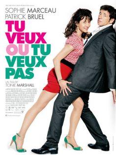 Tu veux ou tu veux pas Film avec deux acteurs que j'adore Sortie en France le 1/10/14