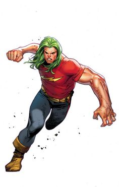 Doc Samson by Olivier Coipel