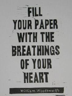 William Wordsworth •