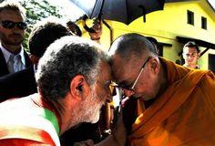 Arrivera' il Dalai Lama