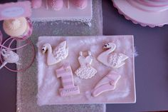Image result for first birthday party swan