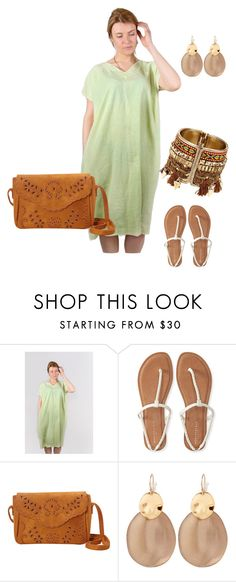 """""""Casual outfit"""" by telefon568 ❤ liked on Polyvore featuring Aéropostale and Alexis Bittar"""