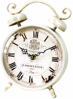 Manual Woodworkers & Weavers Flower Market White Rise and Shine Clock Manual Woodworker,http://www.amazon.com/dp/B00BMQG5D2/ref=cm_sw_r_pi_dp_h4sNsb0JC9ADYV19
