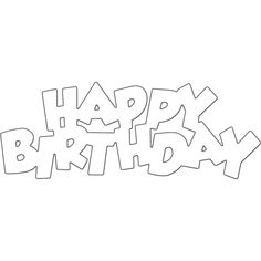 Free Printable Happy Birthday Coloring Pages For Kids