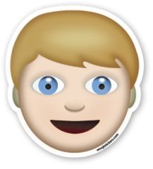 Person with Blond Hair   Emoji Stickers