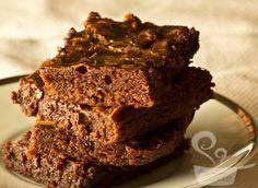 receita mega prática de brownie molhadinho
