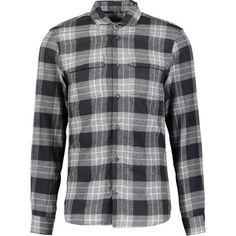 Grey Checked Shirt Tk Maxx, Check Shirt, Cuff Sleeves, Shirt Outfit, Casual Shirts, Men Casual, Grey, Mens Tops, Stuff To Buy