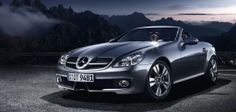 Next up on my bucket list:  Mercedes SLK Roadser convertible - my reward for reaching mid-life :)