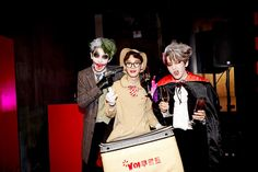 Beagle Line: Chanyeol, Chen, and Baekhyun