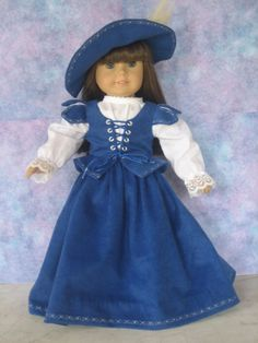 Renaissance Outfit for your American Girl doll