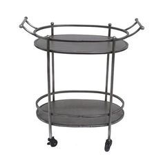 Find bar carts and other barware accessories at Wayfair. Enjoy shopping our vintage bar carts and everything in between! Iron Furniture, Rattan Furniture, Furniture Sale, Vintage Bar Carts, Elegant Table, Classic Beauty, House Prices, Metal, Wood