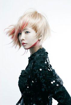 modern haircolor