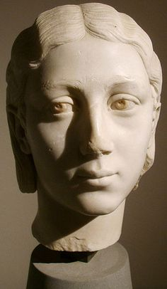Statue of a Roman girl century. Roman girls were generally under the complete power of their fathers who could select their marriage partners for them. Rome Antique, Art Antique, Roman Sculpture, Sculpture Art, Ancient Rome, Ancient History, Sculpture Romaine, World History Facts, Art Romain