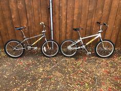 BMXmuseum.com For Sale / 96 Gt Mach 1 and 96 Gt Mach 2 Mach One, Bike Details, Bmx Bicycle