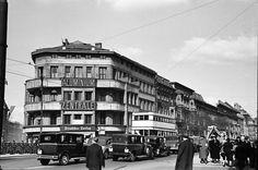 Berlin: Abbruch der Aluminiumzentrale April 1938 (potsdamerstrasse)