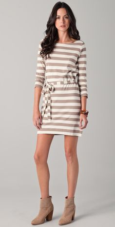 great casual stripes <3