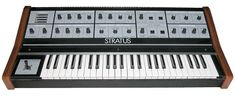 Vintage Synth Explorer | Crumar Stratus    i have the same, great synth