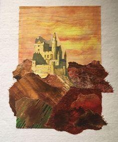 Marina Roussac-Hatton, Castle in the Sky