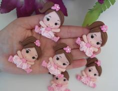1 million+ Stunning Free Images to Use Anywhere Polymer Clay Figures, Cute Polymer Clay, Polymer Clay Charms, Felt Crafts Diy, Diy Home Crafts, Clay Crafts, Kids Christmas Ornaments, Free To Use Images, Clay Design
