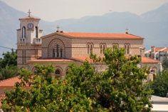 "CORINTH - ""The Church of St. Paul"""