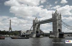 FedEx Express: London & Paris