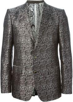 Etro paisley pattern jacket on shopstyle.com